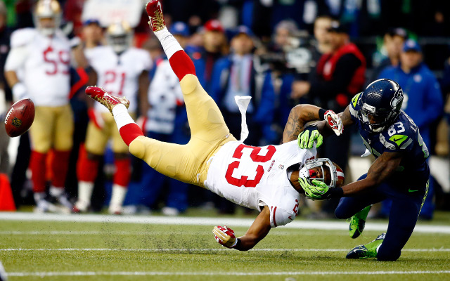 San Francisco 49ers release running back LaMichael James