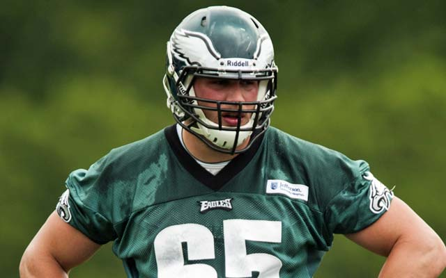 Philadelphia Eagles OT Johnson back in practice after suspension