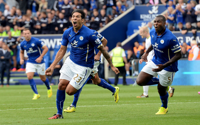 Private: Video: Leicester one step closer to title after smashing Swansea
