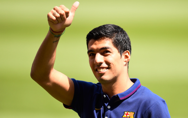 Arsenal, Chelsea, Man United and Man City chasing Barcelona star Luis Suarez