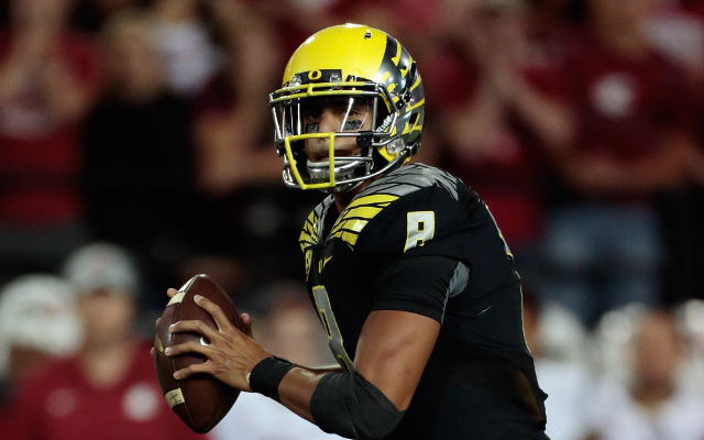 CFB Week 4: Oregon escapes Washington State with 38-31 road win