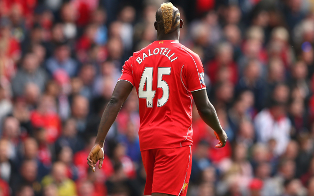 Mario Balotelli set for Liverpool exit already in cut-price £10m transfer