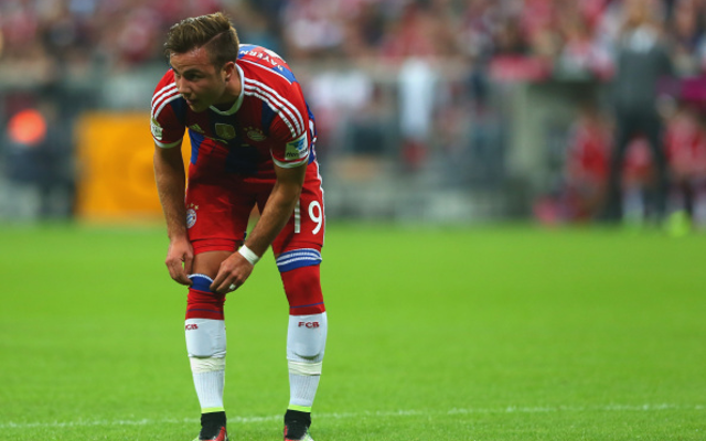 Arsenal & Man United take notice as Mario Gotze's agent admits rift with German champions