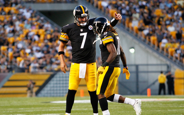 NFL Week 11: Pittsburgh Steelers vs. Tennessee Titans preview