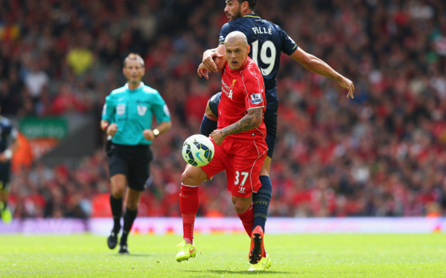Martin Skrtel: Liverpool contract offer 'unacceptable'