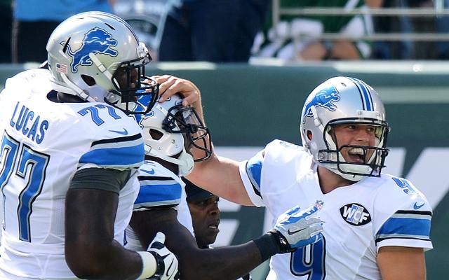(Video) Detroit Lions QB Matthew Stafford runs it in for touchdown