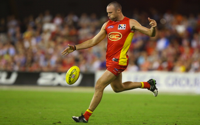 Gold Coast Suns drop five players from its list after 12th-placed AFL finish