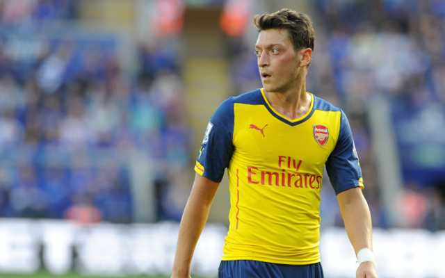 Arsenal manager Arsene Wenger forced to defend underwhelming playmaker Mesut Ozil