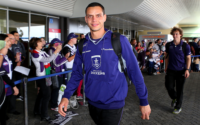 Fremantle Dockers suffer major blow after losing star defender for two months