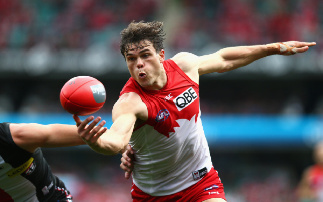 Sydney Swans re-sign big ruckman in lead up to AFL Grand Final