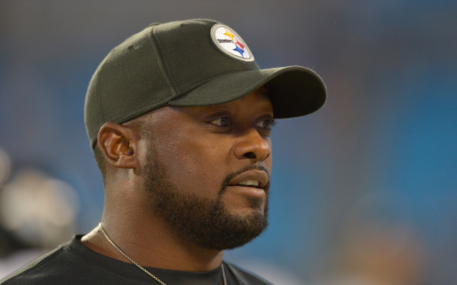 "Pittsburgh Steelers head coach says team has ""got the goods"" to be NFL's best offense"
