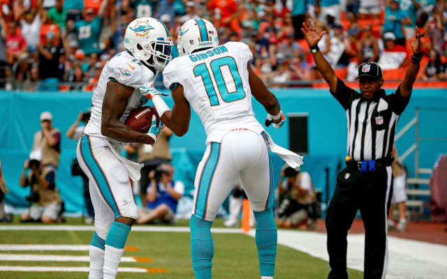 (Video) Miami Dolphins wide receiver makes one-handed TD catch