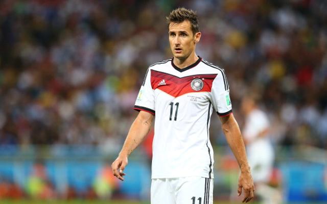 Miroslav Klose Germany World Cup