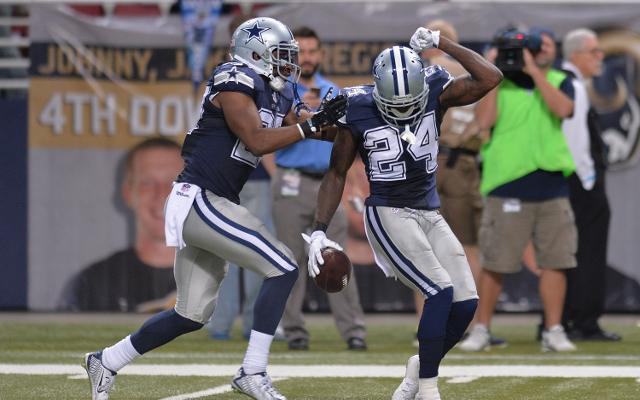 Dallas Cowboys cornerback out for season with torn patellar tendon