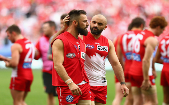 Sydney Swans coach John Longmire expects veteran defender to play against North Melbourne