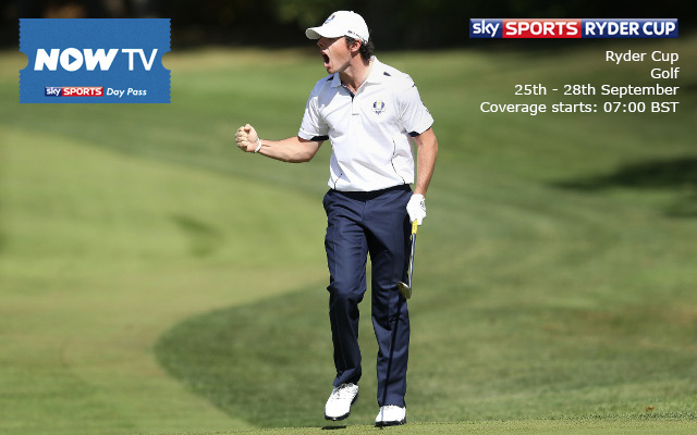Private: Ryder Cup: live stream guide & Europe v USA preview