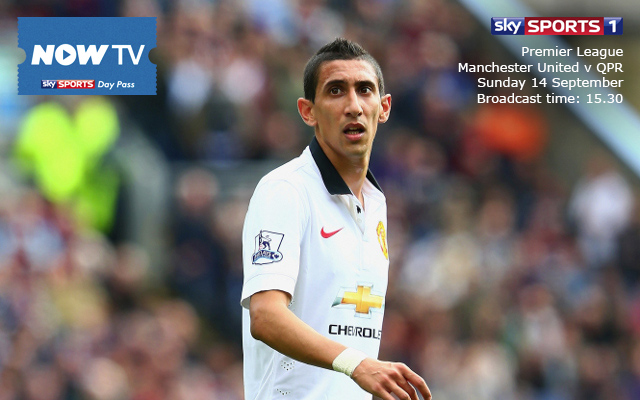 Private: Live Manchester United vs QPR streaming and Premier League preview