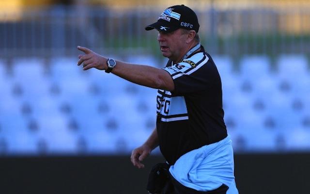 Ex-Cronulla Sharks head coach Peter Sharp joins Parramatta Eels