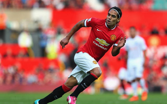 Man United's Radamel Falcao claims he was forced into Monaco move