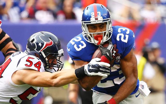 NFL Week 3: New York Giants defeat Houston Texans, 30-17