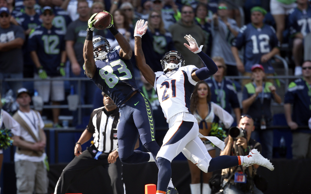 (Video) Seattle Seahawks WR Ricardo Lockette catches deep pass for TD