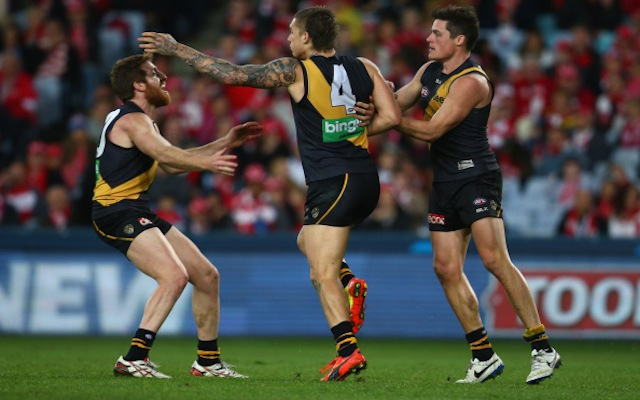 Five things we learned from AFL Round 23, including why nobody wants to face Richmond in September