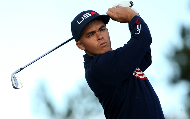 (Vine) Ryder Cup 2014 – Rickie Fowler Drags USA back into it to show he is a future Major winner