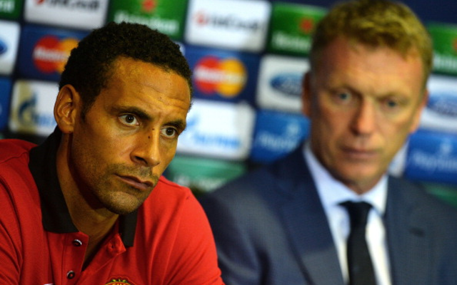 Rio Ferdinand lifts lid on David Moyes' 'small club' approach at Manchester United