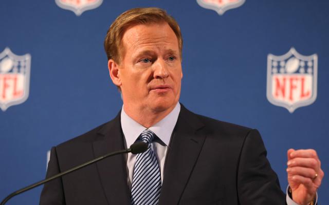 NFL commissioner Roger Goodell reveals he hasn't consider resigning