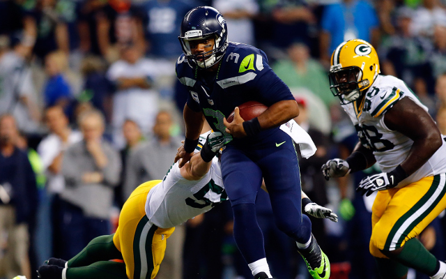 NFL Week 1: Seattle Seahawks defeat Green Bay Packers, 36-16