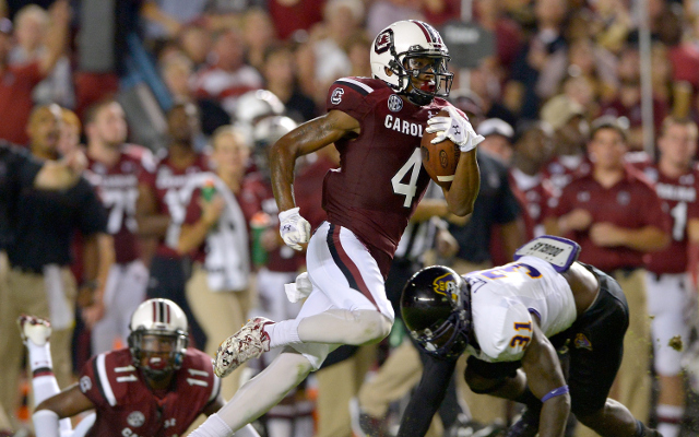Saturday Picks, Week 5: Is South Carolina marching to the top?