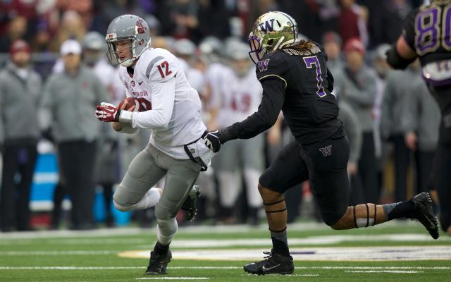 (Video) Washington DB Shaq Thompson scores second defensive touchdown