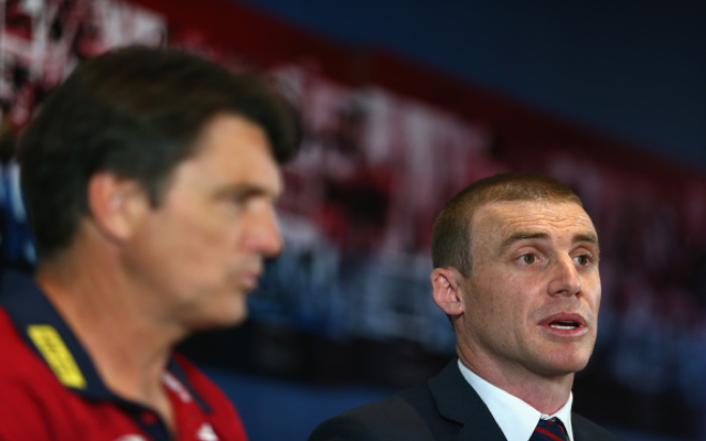 UPDATE: Essendon assistant Simon Goodwin signs five-year deal to succeed Paul Roos at Melbourne Demons