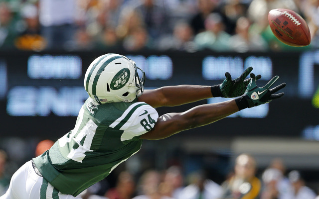 Carolina Panthers working out wide receiver Stephen Hill