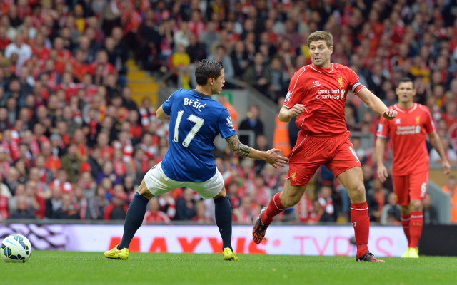 Five clubs racing to sign Liverpool's Steven Gerrard as he announces possible Anfield exit