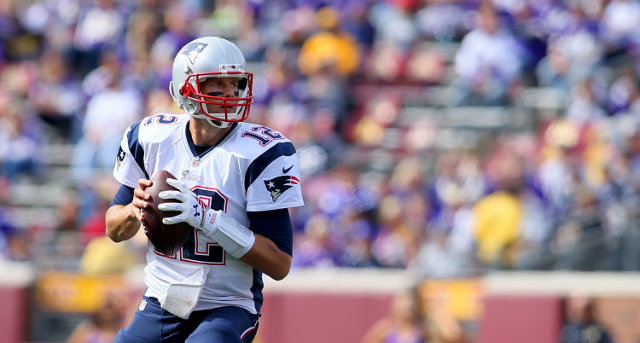 (Image) New England Patriots quarterback posts old resume online