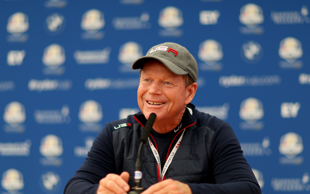 (Video) Check out Team USA's motivational Ryder Cup locker room
