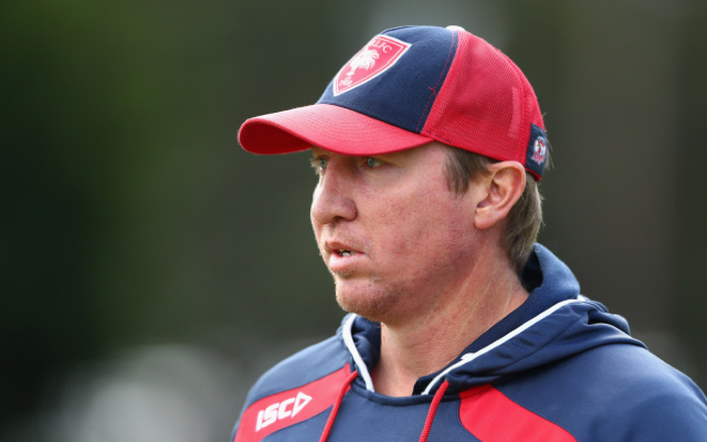 Sydney Roosters coach Trent Robinson slams 'disrespectful' North Queensland Cowboys