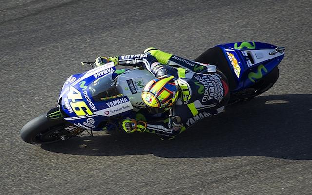 (Video) MotoGP legend Valentino Rossi knocked unconscious in horror crash at Aragon GP