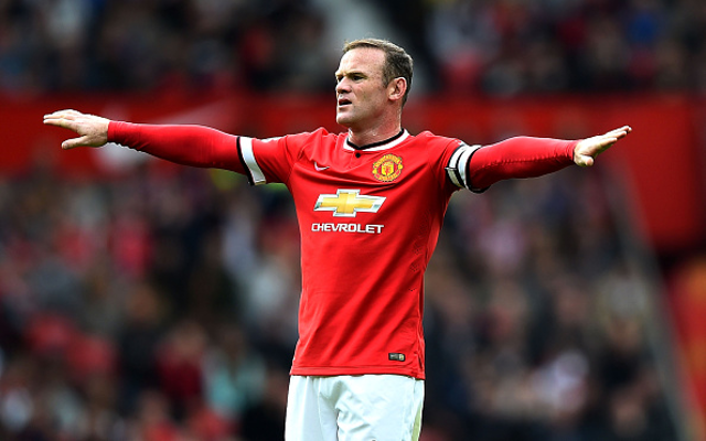 Manchester United captain Wayne Rooney linked with surprise transfer abroad