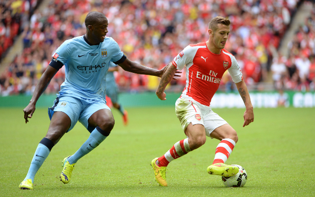 Arsenal star eyed by Man City in triple Premier League raid this summer