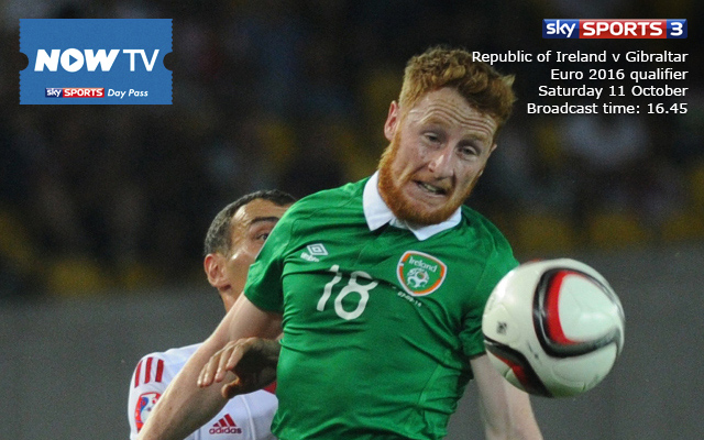 Private: Ireland vs Gibraltar live stream guide and Euro 2016 preview