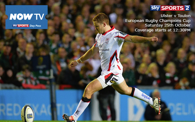 Private: Ulster v Toulon: Live streaming guide and European Rugby Champions Cup preview