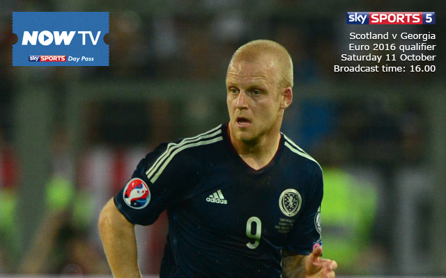Private: Scotland v Georgia: live stream guide & Euro 2016 preview