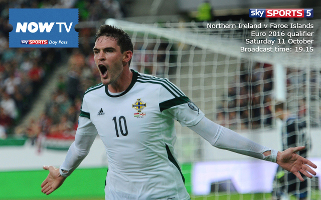 Private: Northern Ireland v Faroe Islands: Live stream guide and Euro 2016 qualifying match preview