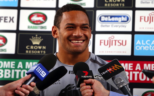 Departing South Sydney Rabbitohs rookie to replace Issac Luke for NRL grand final clash with Canterbury Bulldogs