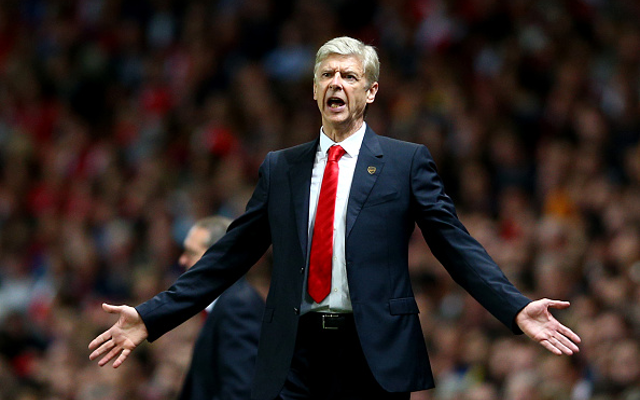 Arsenal boss Wenger furious with Champions League seeding changes
