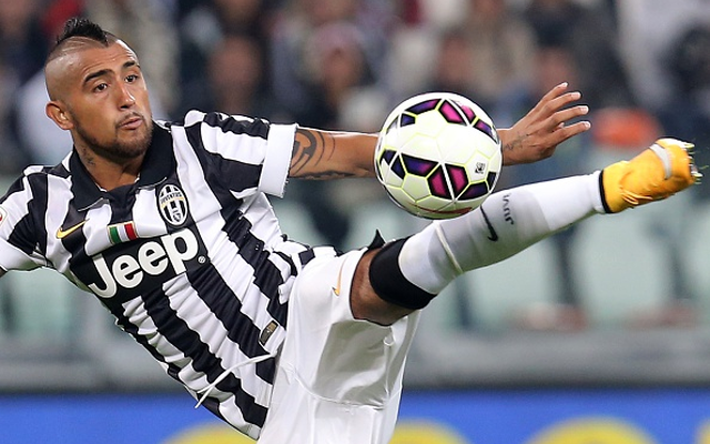 Arsene Wenger confirms interest in Arturo Vidal, but denies a deal has been done