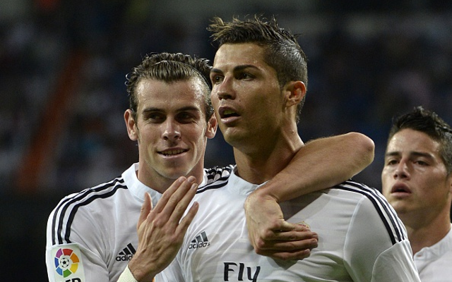 Cristiano Ronaldo & Gareth Bale combine to help Real Madrid forget about Barcelona battering (video)