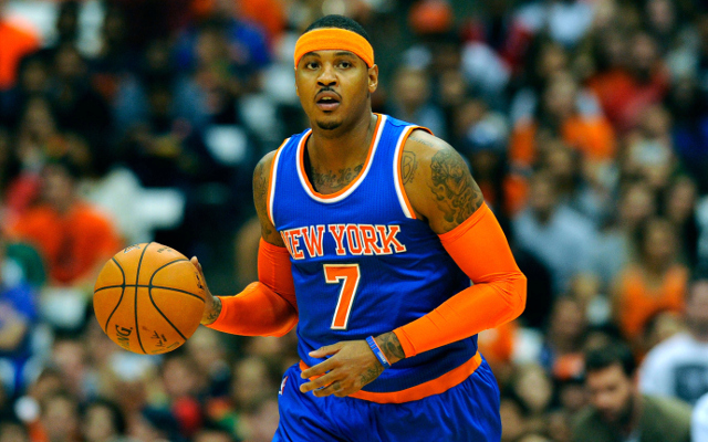 NBA news: New York Knicks star Carmelo Anthony advised to take time off